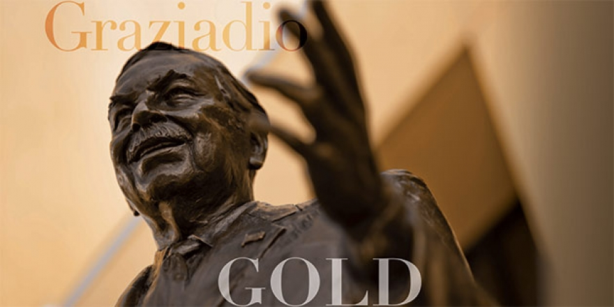 Graziadio Gold - Pepperdine Magazine