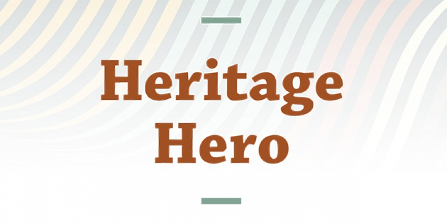 Heritage Hero - Pepperdine Magazine