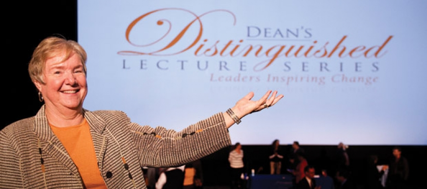 Dean's Distinguished Lecture Series at the Graduate School of Education and Psychology - Pepperdine University
