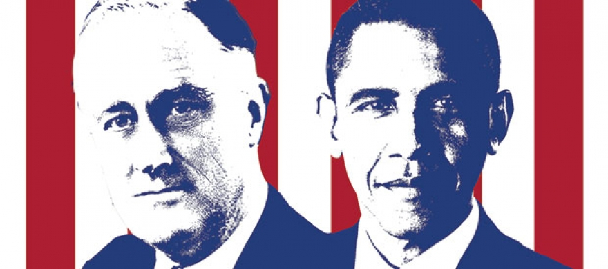 FDR and Barack Obama - Pepperdine Magazine