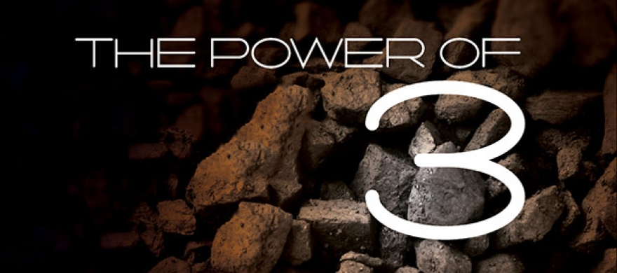 The Power of 3 - Pepperdine Magazine