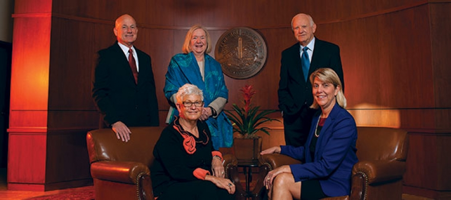 Pepperdine University Deans