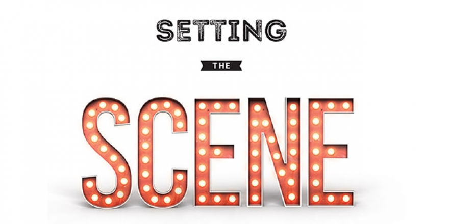 Setting the Scene - Pepperdine Magazine
