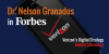 Dr. Nelson Granados Forbes and Verizon phone