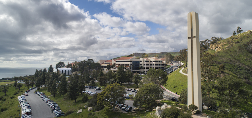 Theme Tower - Pepperdine University