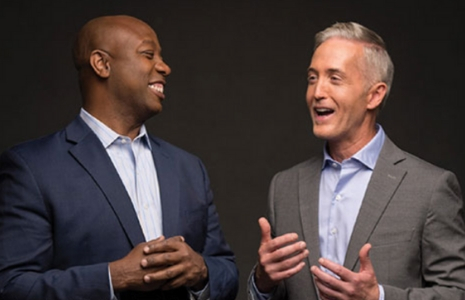 Senator Tim Scott and Congressman Trey Gowdy