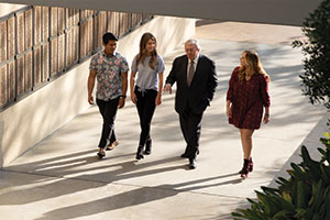 Visionary in Chief - Pepperdine Magazine